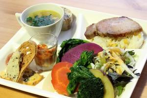 鞄工房山本版 奈良ガイド(グルメ探訪) 明日香の野菜を味わえる「ポカ フレール」