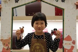【鞄工房山本 銀座店】「ランドセルの革でクリスマスのオーナメントづくり」を開催しました!