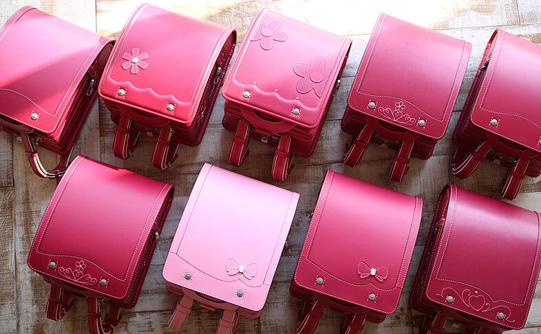 【鞄工房山本】女の子におすすめ ピンク系ランドセル(2020年4月ご入学用)のご紹介