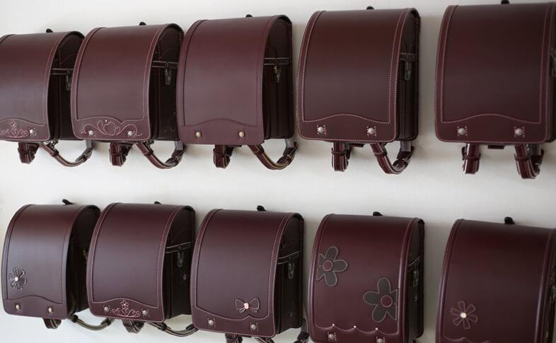 【鞄工房山本】女の子におすすめ ワイン色ランドセル(2020年4月ご入学用)のご紹介
