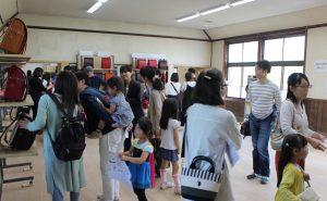 「奈良県立万葉文化館」でのランドセル展示会について