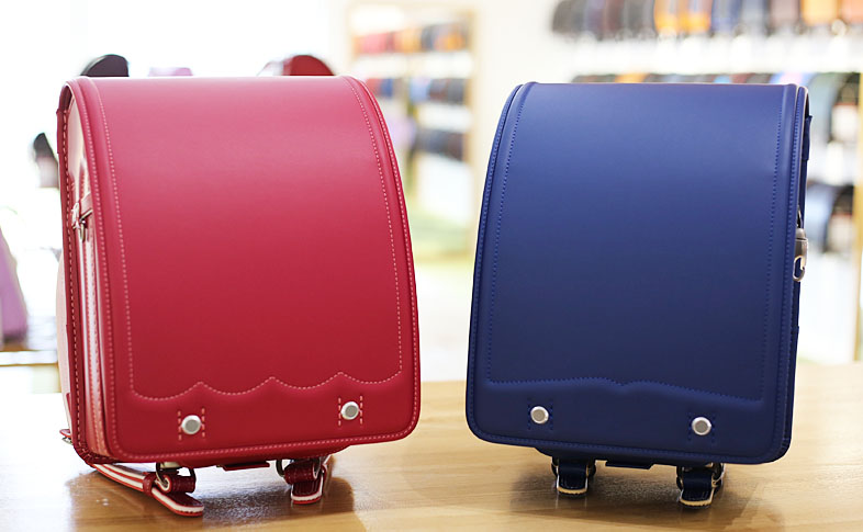 【鞄工房山本】新商品登場! 軽い!シンプル!お客様の声から生まれたランドセル「ルント」