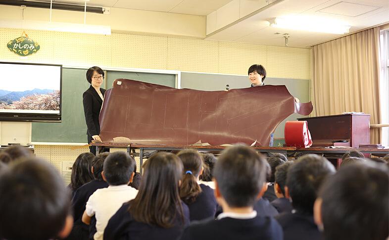 【関西の小学校関係者の皆さまへ】「ランドセルができるまで 出張授業」 参加校募集中!