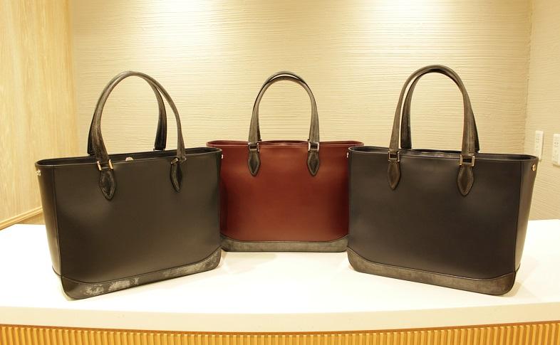 【鞄工房山本 銀座店】ランドセル・かばんの新入りさんをご紹介!第二弾