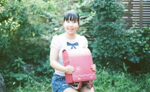 ランドセルと6年間の思い出  ~千葉県 ミオリちゃん~