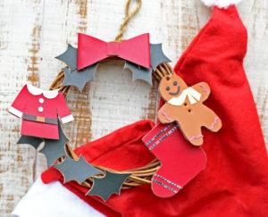 【奈良本店】11月のワークショップ「ランドセルの革でクリスマスリースづくり」を開催します。