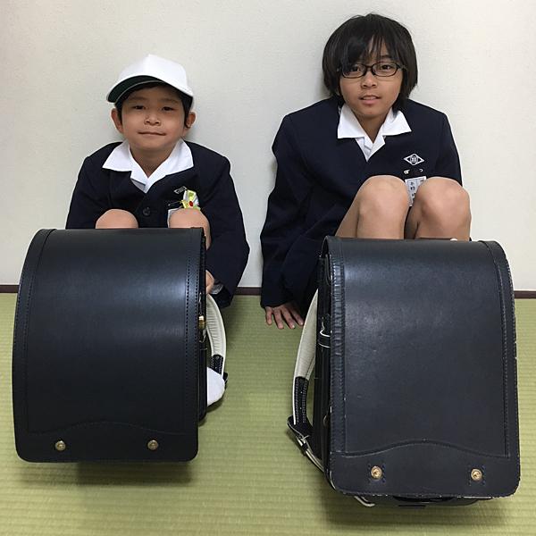 大阪府泉南市/I・Tくん、I・Kくん
